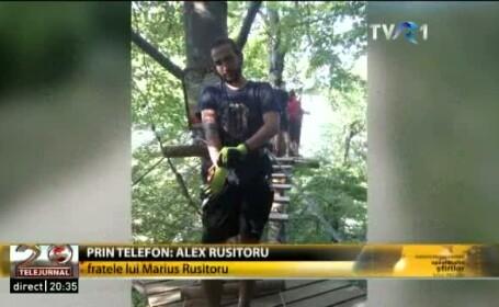 Marius Stefan Rusitoru, editor de imagine in TVR, si-a pierdut viata in incendiul din clubul Colectiv