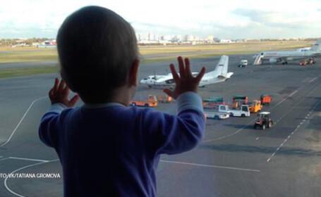 Imaginea simbol a catastrofei aviatice din Egipt. Darina Gromova avea doar 10 luni