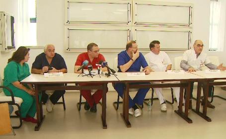Ce au gasit in spitalele din Romania medicii straini veniti sa dea o mana de ajutor: \