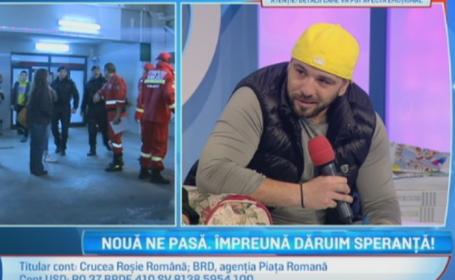 Cine este Radu Alexandru, bărbatul de etnie romă care a scos 3 oameni din Colectiv