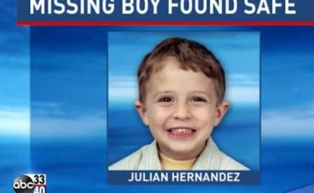 Caz uimitor in SUA. Un copil disparut in urma cu 13 ani a fost gasit teafar dupa ce s-a inscris la facultate