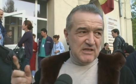 Gigi Becali a donat 70.000 de dolari pentru un ranit din Colectiv si se arata dispus sa-i ajute pe toti suferinzii