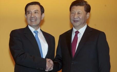 Presedinti - China si Taiwan