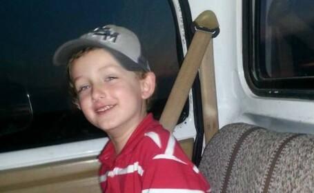 Jeremy Mardis, copil impuscat de politie