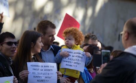 Proteste Roma