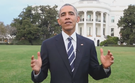 Obama si-a deschis un cont personal pe Facebook. Mesajul delicat transmis in primul sau video