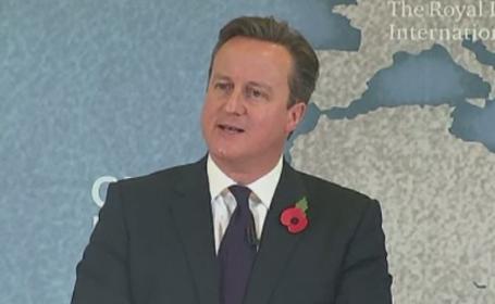Premierul britanic ameninta din nou cu iesirea din Uniunea Europeana. Reactia CE la masurile propuse de Londra