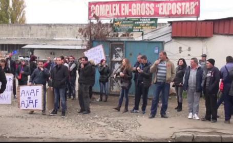 protest anti-ANAF