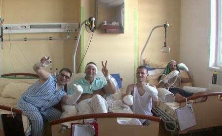 Marturiile pacientilor internati la Bagdasar-Arseni: \