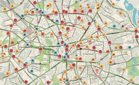 aplicatie de navigare Waze