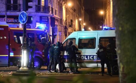 paris, atacuri
