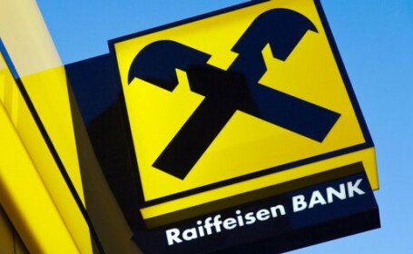 Sistemul de carduri al Raiffeisen Bank nu va functíona in noaptea de sambata spre duminica