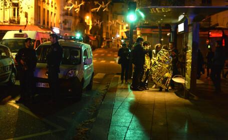 atentat Paris - Getty