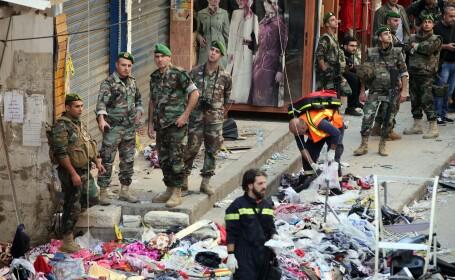 atentat liban