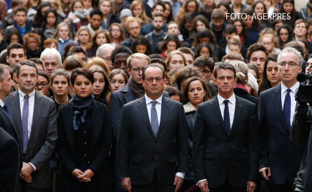 moment de reculegere, Francois Hollande