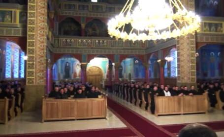 Biserica incearca sa faca lumina in cazul furtului mainii Sfantului Haralambie. Cum se apara preotii suspectati