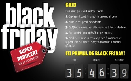 Yellow Store, Black Friday 600x350
