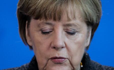 Analiza AFP: Angela Merkel se confrunta cu cea mai profunda criza interna in cei 10 ani de cand se afla la putere