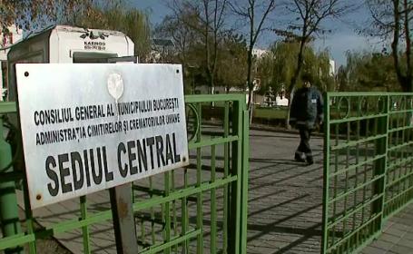 Administratia Cimitirelor Bucuresti