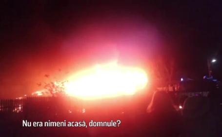 incendiu Constanta