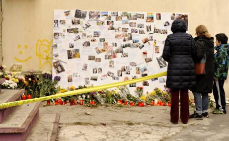 Bilantul tragediei din Colectiv: 59 de morti. Mesajele prietenilor dupa moartea lui Alex: \