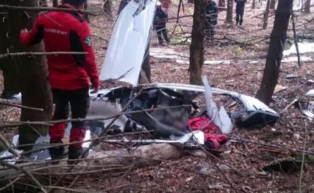 Ancheta dificila in cazul mortii lui Mircea Craciun. Specialistii incearca sa recupereze epava de pe varful muntelui