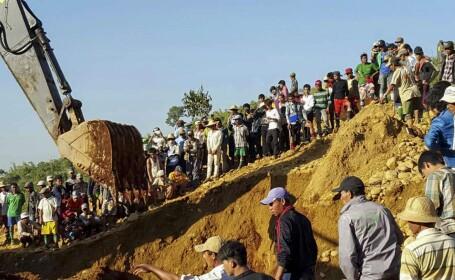 mina Myanmar - Agerpres