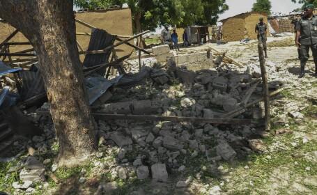 Cinci femei kamikaze au comis atacuri sinucigase, in Camerun si Nigeria. Atentatele ar fi comise de gruparea Boko Haram