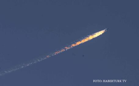 prabusire avion Turcia