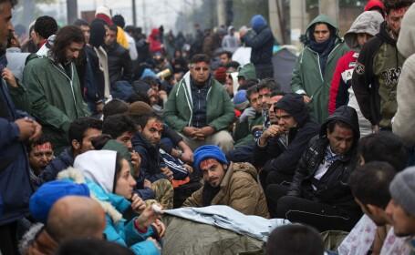 migranti grecia, macedonia