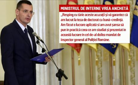 Ministrul Petre Toba, suspectat ca si-a plagiat lucrarea de doctorat. Ciolos: Am cerut ministrului Educatiei o analiza