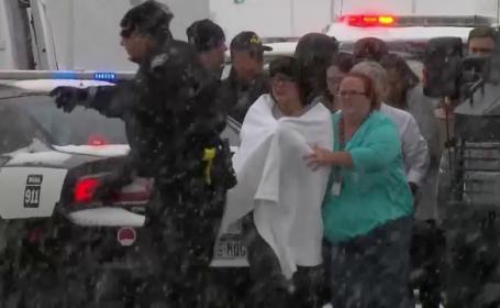 Atac armat in Colorado. Un barbat a ucis 3 persoane si a ranit alte noua. S-a predat dupa un lung schimb de focuri cu politia
