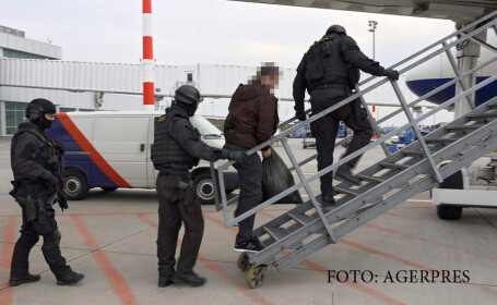 Doi extremisti islamici, arestati in vreme ce se indreptau spre Bucuresti. Cine sunt de fapt Suleiman si Abu Izzadin