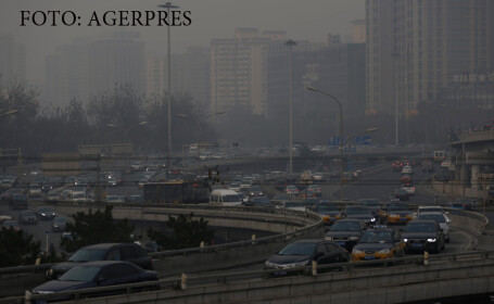 poluare extrema in Beijing