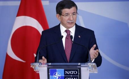 Ahmet Davutoglu - Agerpres