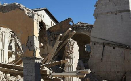Nou cutremur cu magnitudinea de 4,7 produs marti dimineata in centrul Italiei. Primarul din Ussita: \