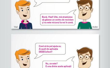 aplicatie DEEECollect