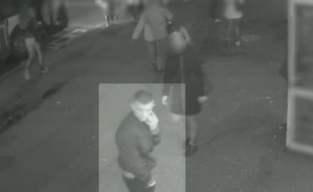 Politistii din Cluj ii cauta in continuare pe cei trei tineri care au atacat pe strada un barbat. Imaginile facute publice
