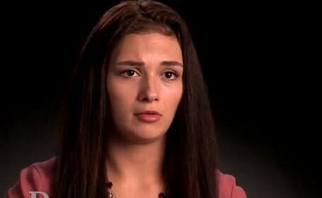 O tanara de 19 ani a reusit sa ii surprinda pe americani, dupa ce a declarat la TV ca este insarcinata cu bebelusul Iisus