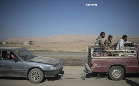 Lupte Mosul
