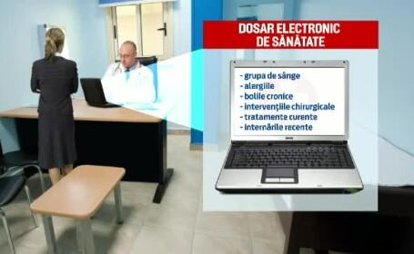 Dosar electronic