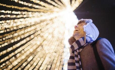Oare cat de mari sunt fulgii de zapada in New York? Ce poti face pe perioada sarbatorilor de iarna in celebrul oras american