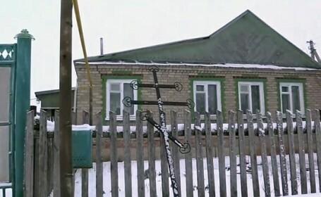 dubla crima intr-un sat din Rusia