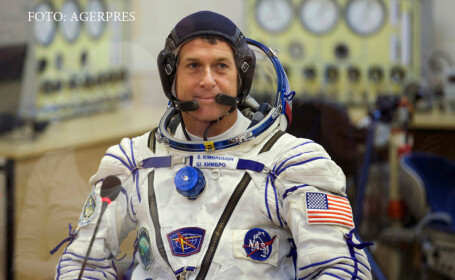 Astronautul Shane Kimbrough