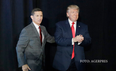 Michael Flynn si Donald Trump