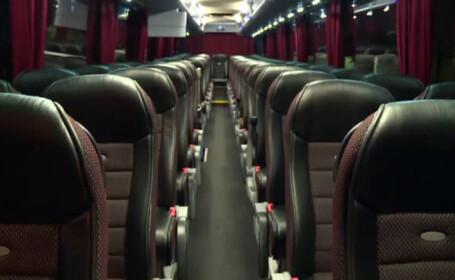 Companiile de transport ofera bilete de autocar low-cost, la 1 euro. De ce nu pot fi cumparate decat online