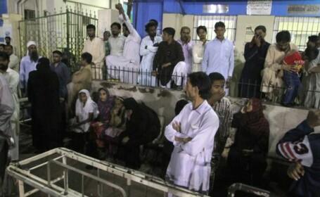 Atac terorist la un templu musulman: 52 de morti si 70 de raniti. ISIS a revendicat atentatul