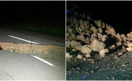 Tsunami pe coasta nord-estica a Noii Zeelande, in urma cutremurului cu magnitudinea de 7,8. Sunt confirmate decese