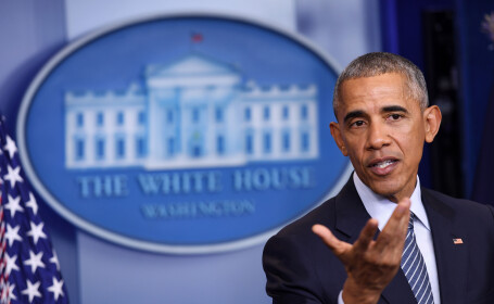 Ultimul bilant al lui Obama ca presedinte. \