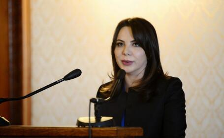 Ana Maria Pătru, sefa AEP